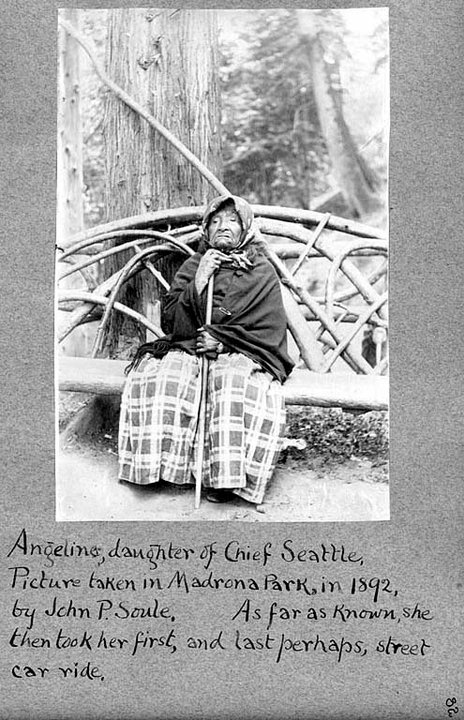 Angelina- Chief Seattle Daughter